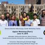 June 14, 2016 – Appion Workshop [Part 1]