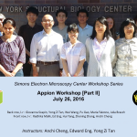 July 26, 2016 –  Appion Workshop [Part II]