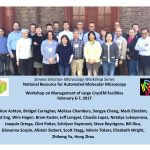 "2/6-2/7/2017 ""Management of Large CryoEM Facilities"""